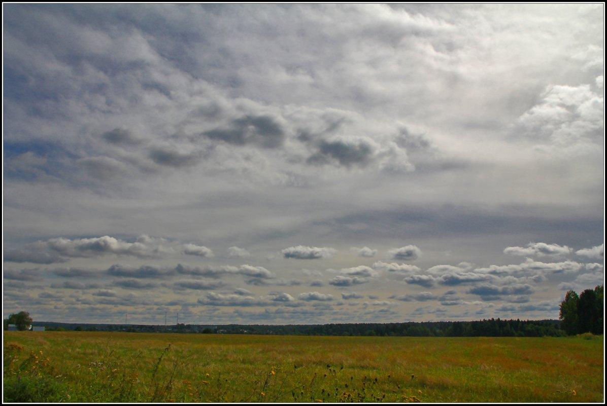 переменная облачность - Дмитрий Анцыферов