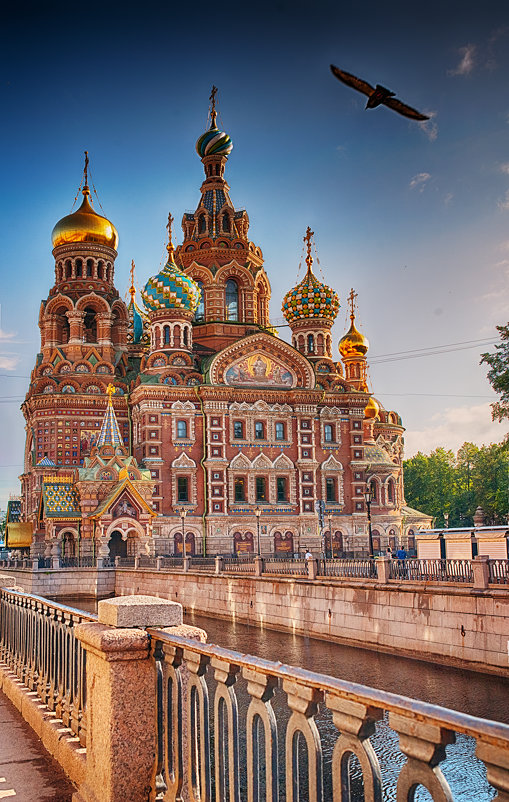 Храм Спаса-на-Крови(Санкт-Петербург) - Александр Лебедев