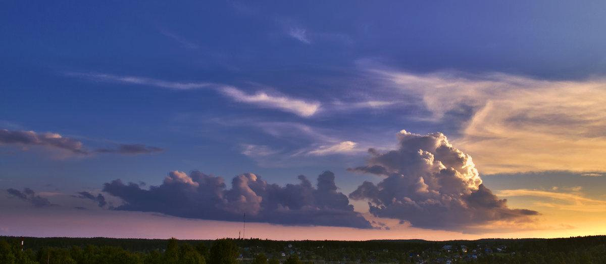 Облака - Ivan Lukkonen