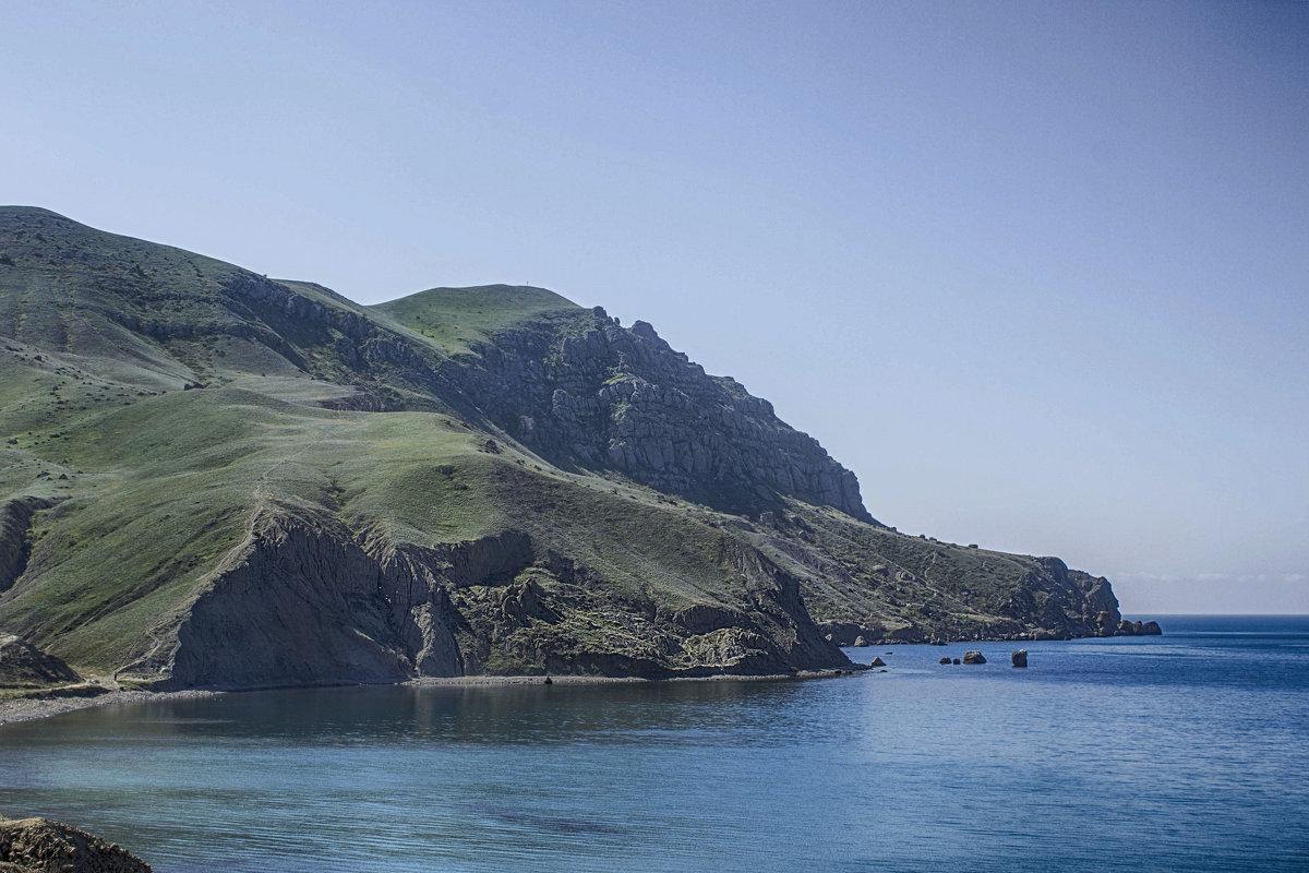 Меганом, Восточный Крым - Марина
