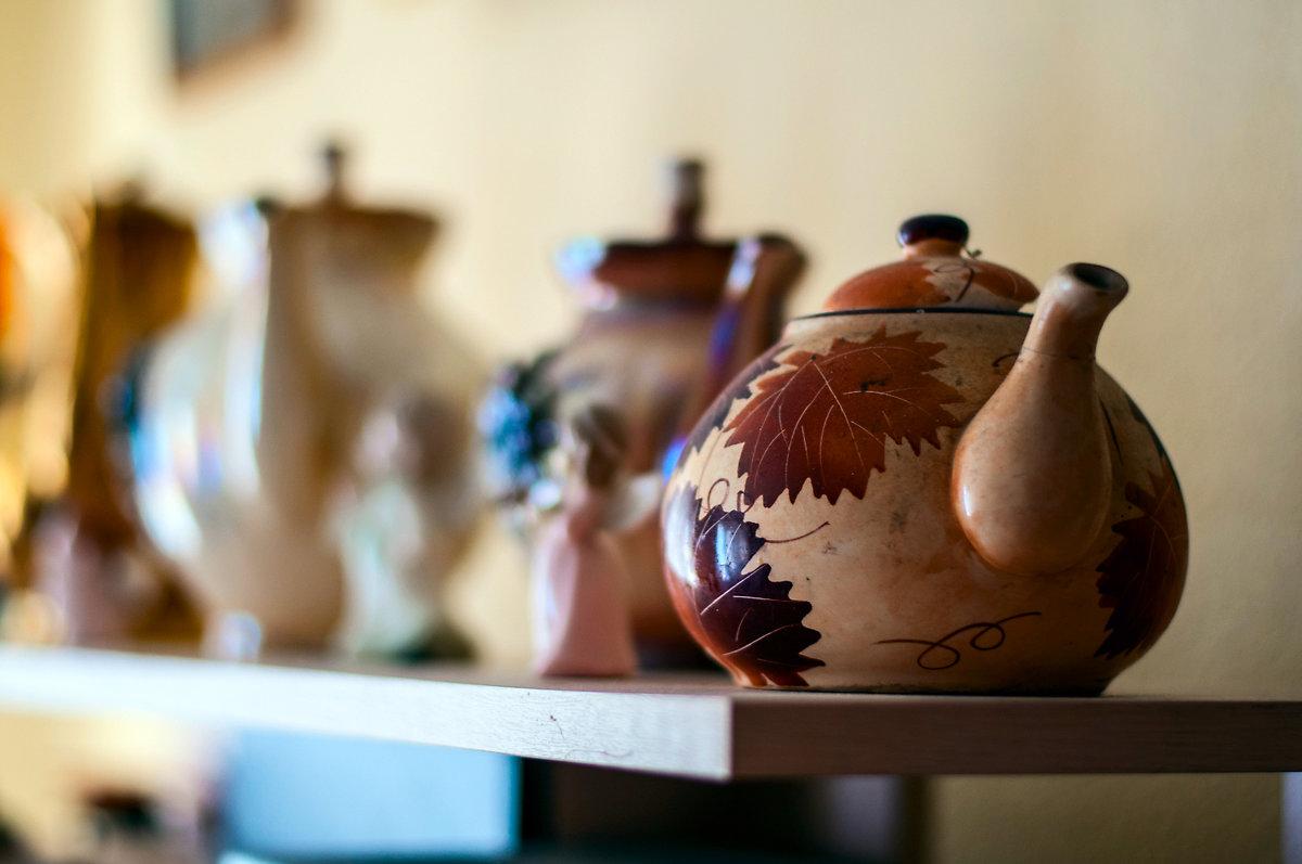 чайники - павел бритшев