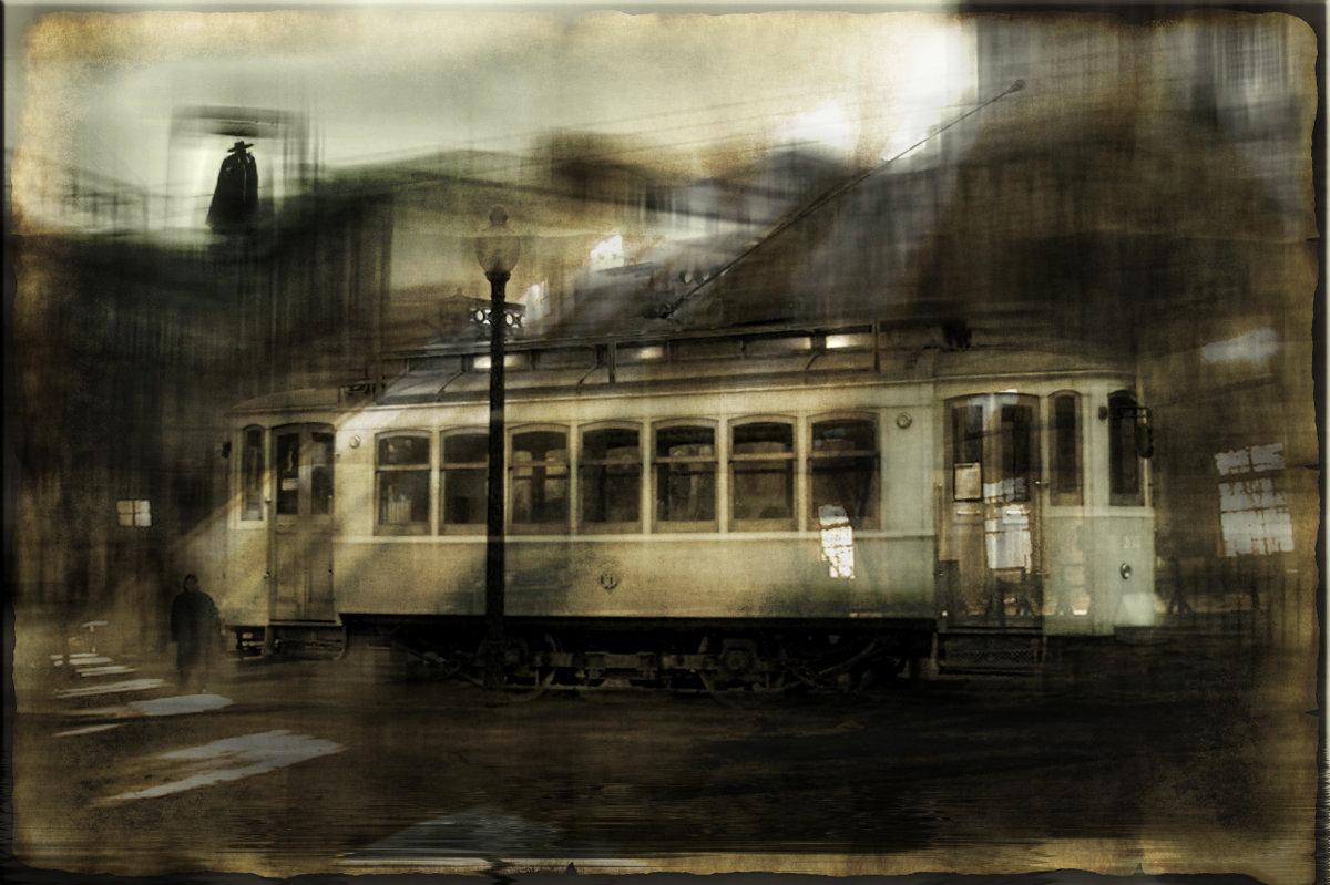 Старый трамвай - Татьяна Смирнова