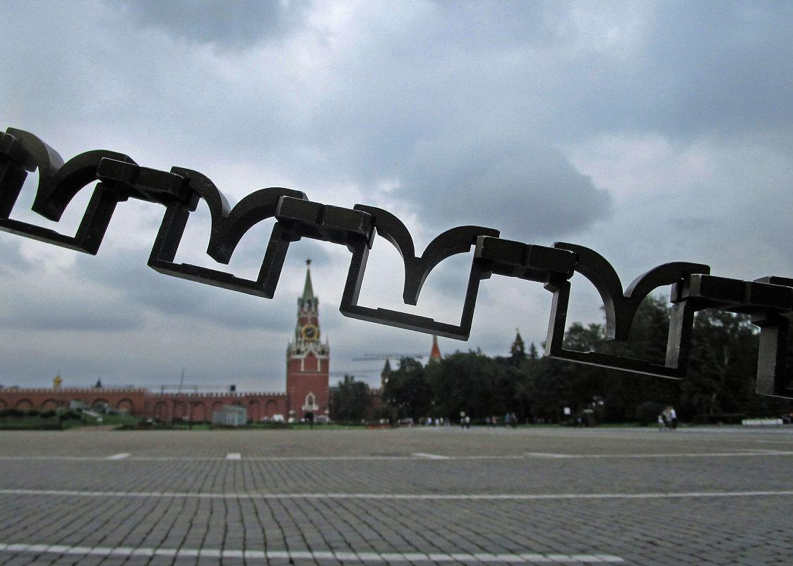 Москва,Кремль - татьяна петракова
