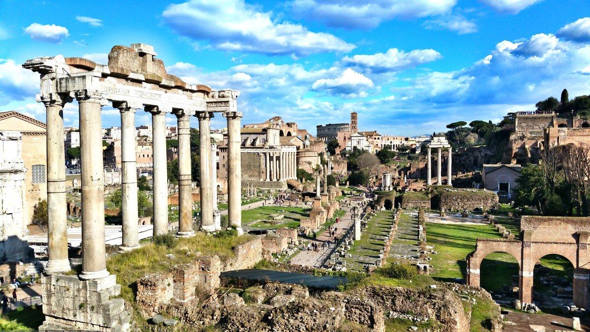 Римский форум - Margarita Smirnova