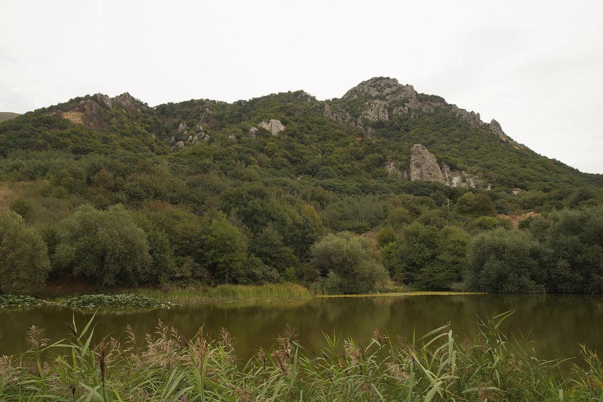 Монастырское озеро - MPS