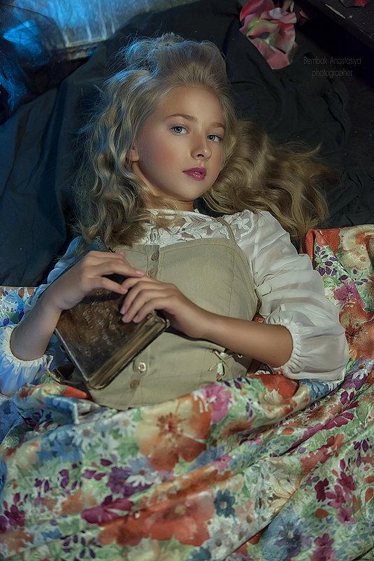 Лия - Анастасия Бембак