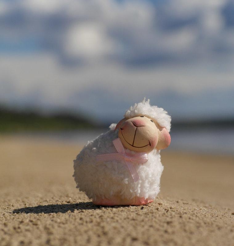 На пляже.... - Денис Антонов