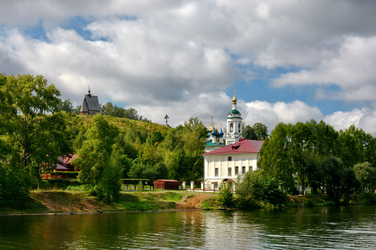 Пейзажи Плёса - Леонид Иванчук