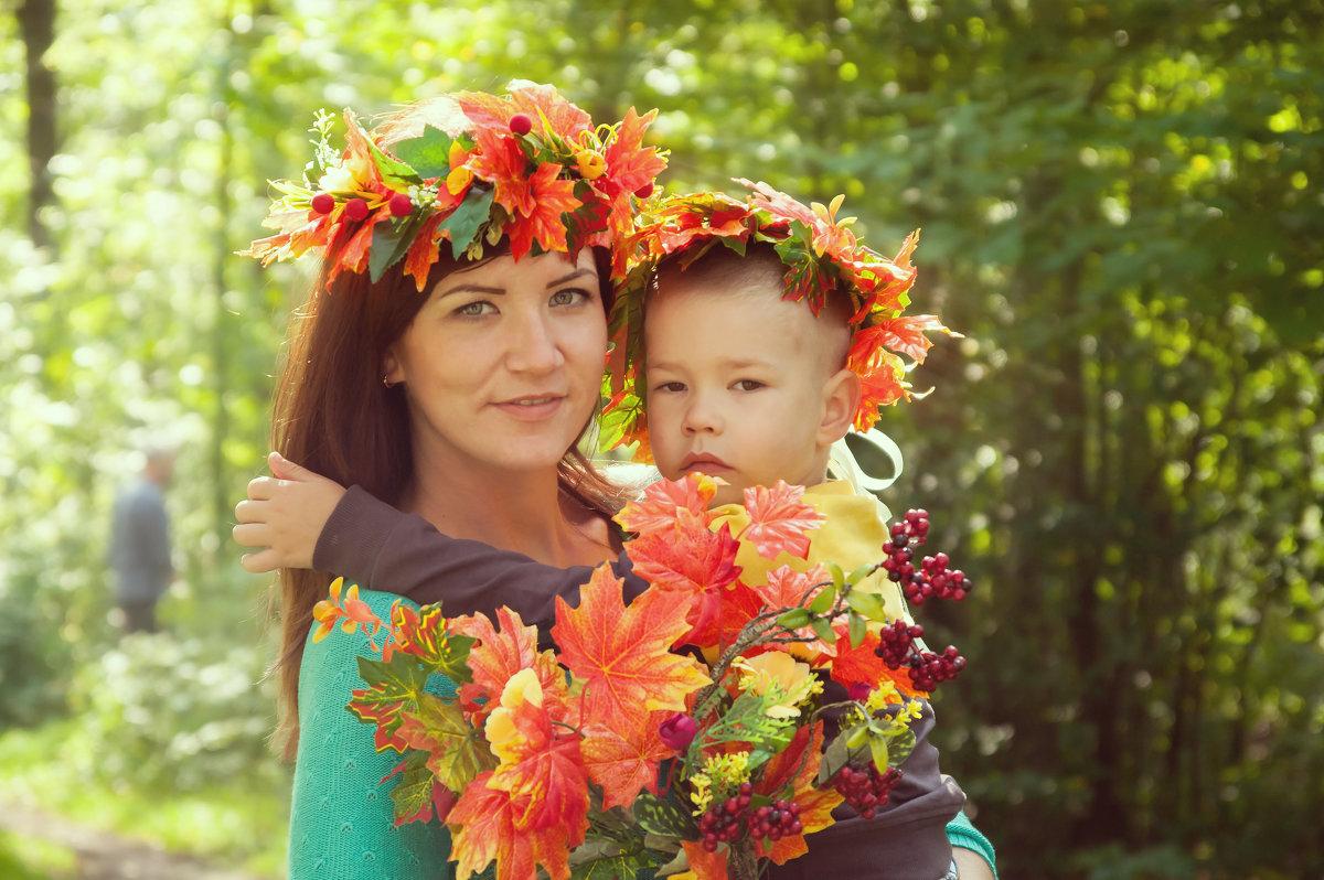 я и сын ) - Anna Enikeeva