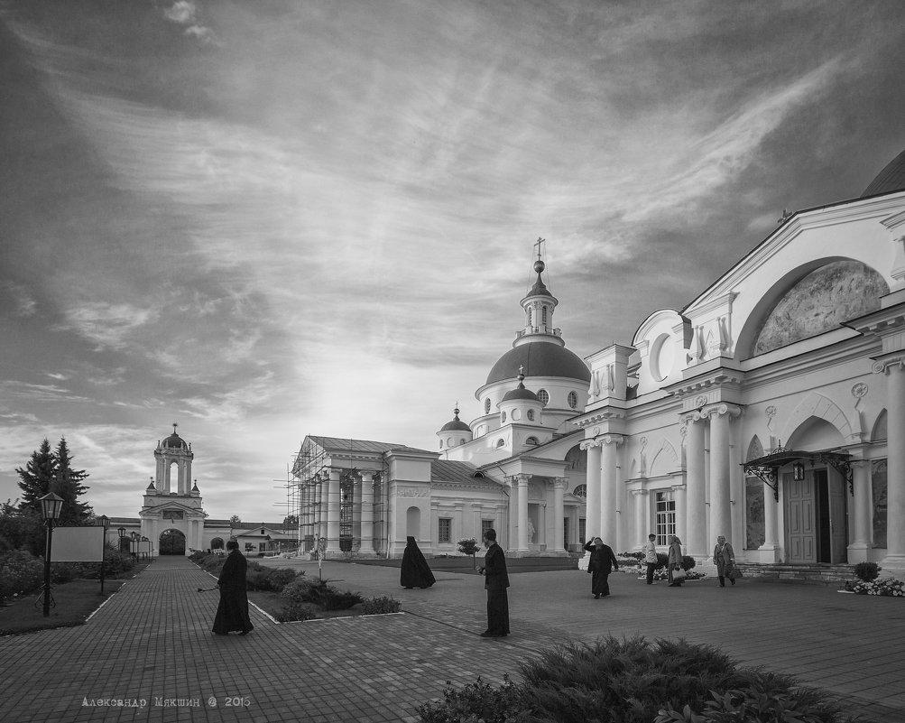 После Службы. Спасо-Яковлевский Дмитриев мужской монастырь в Ростове Великом - Алексадр Мякшин