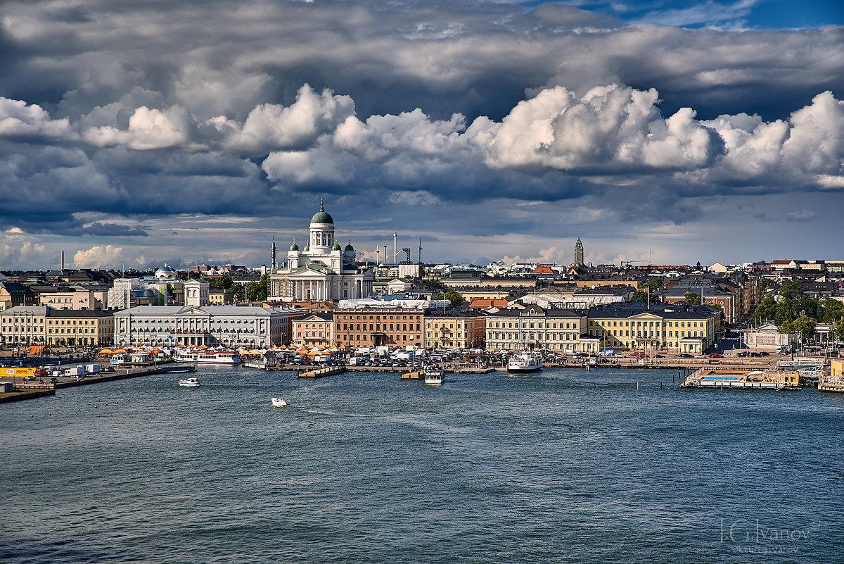 Хельсинки - Игорь Иванов
