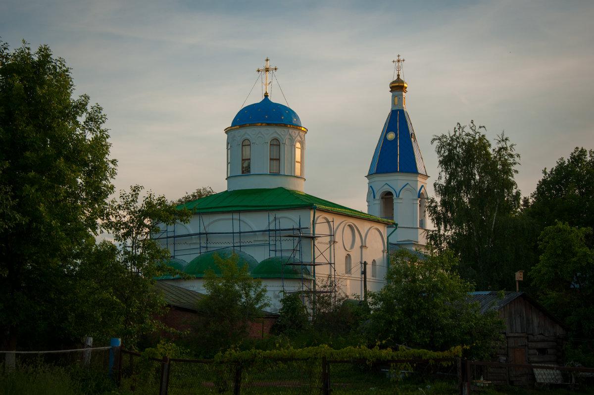 Возмищенский собор в Волоколамске (начало XVI в.) - Alexander Petrukhin