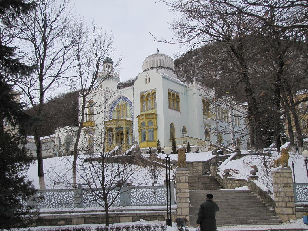 дворец эмира Бухарского в г.Железноводске - Евгений