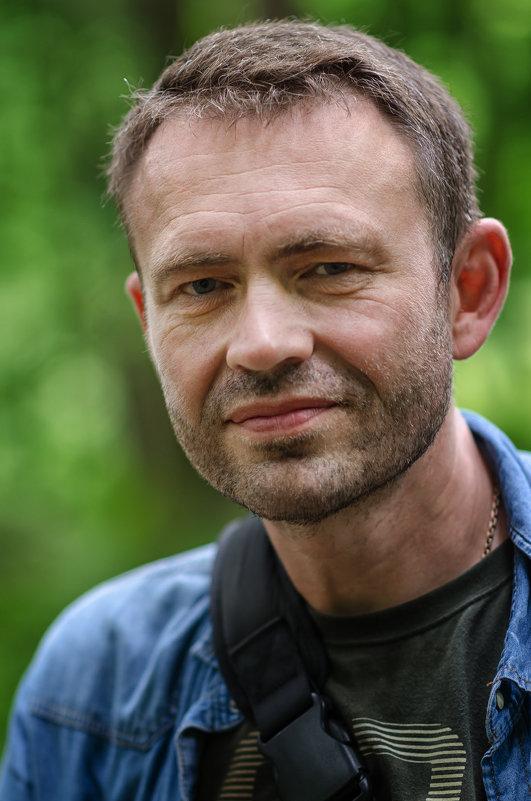 Фотограф - Вячеслав Мишин - Владимир Горубин