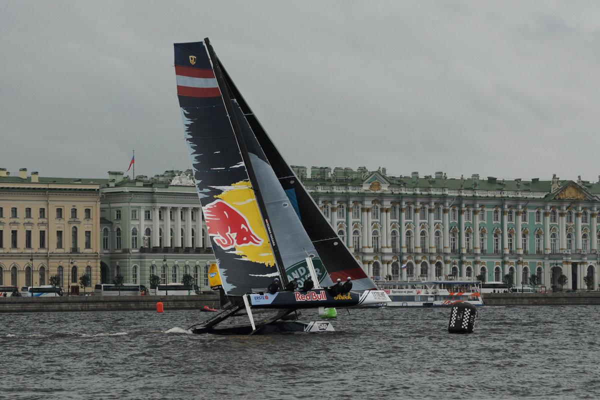 Extreme sailing series, - tipchik