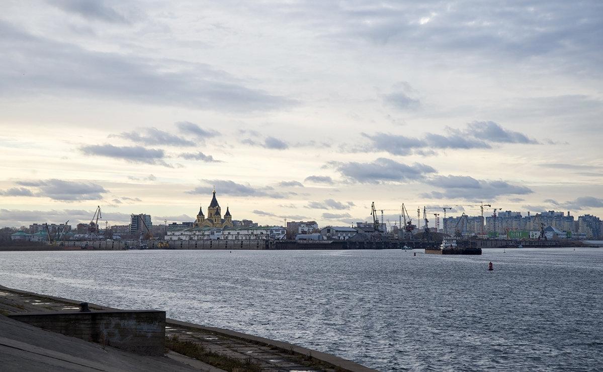 Нижний Новгород в ноябре - Олег Пученков