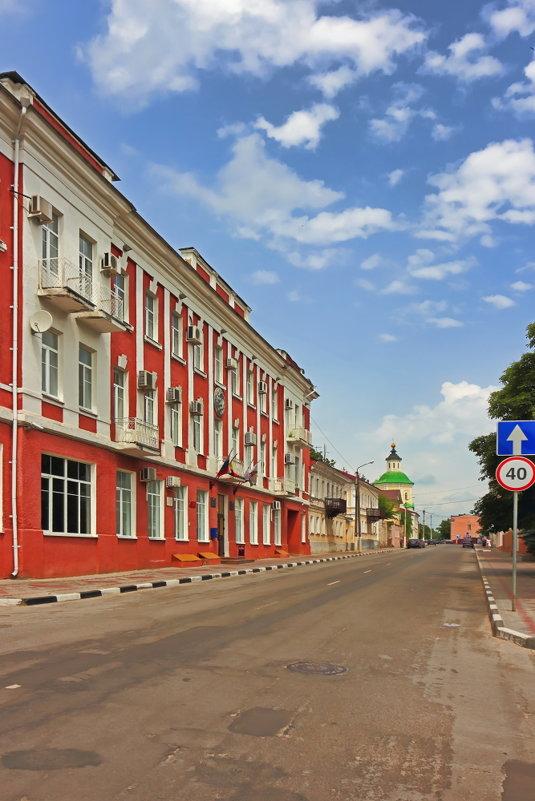 По улочкам старинного Ельца. - Laborant Григоров