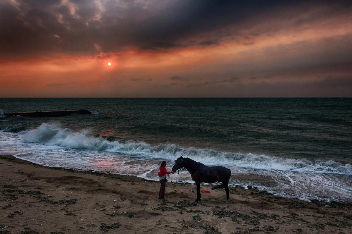 Вечерком у моря - Виктор Мороз