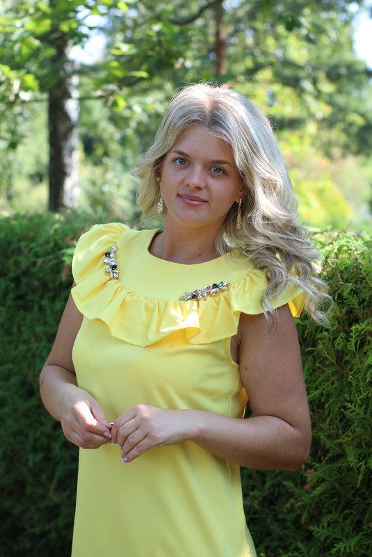 Солнечная девушка - Yana Odintsova