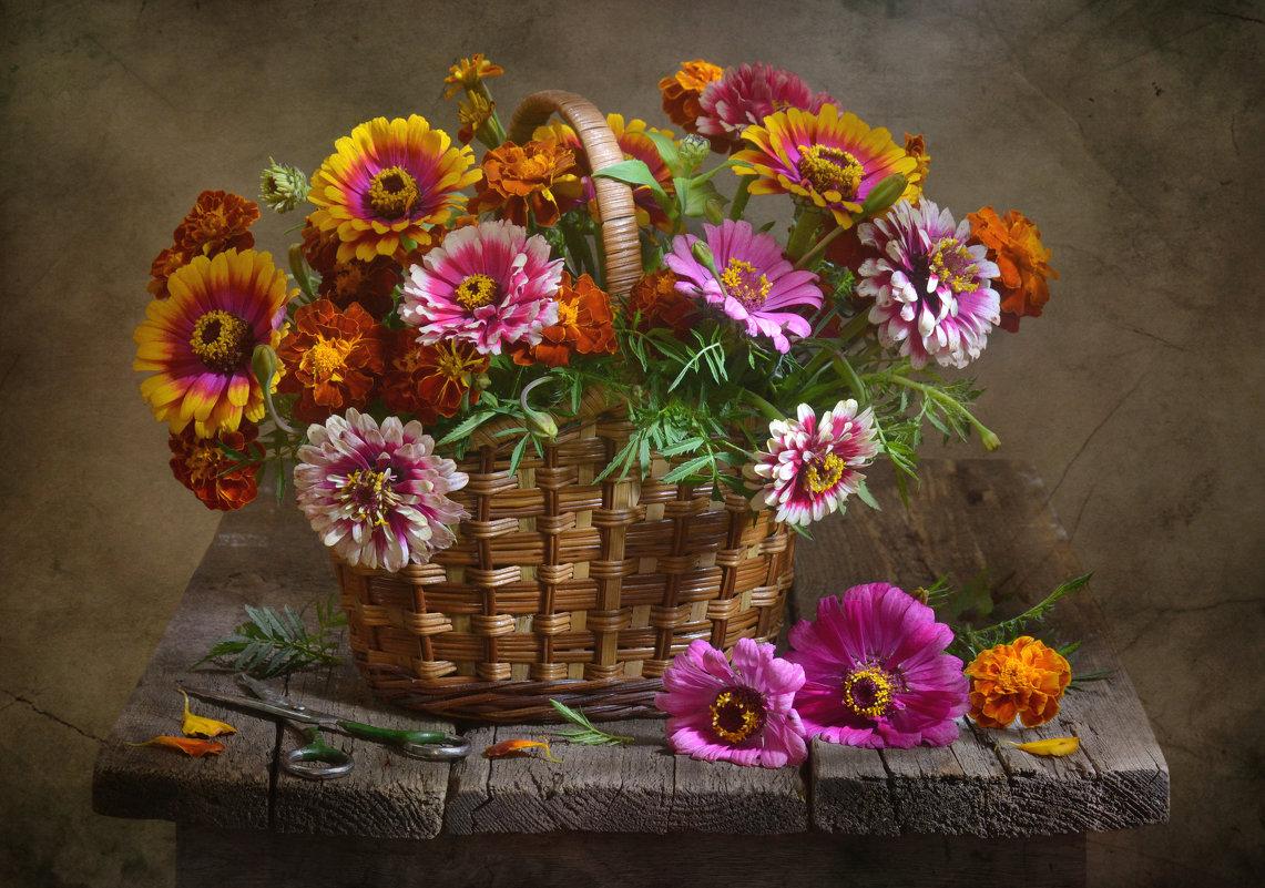 Цветы осени - Evgeniy Belkov