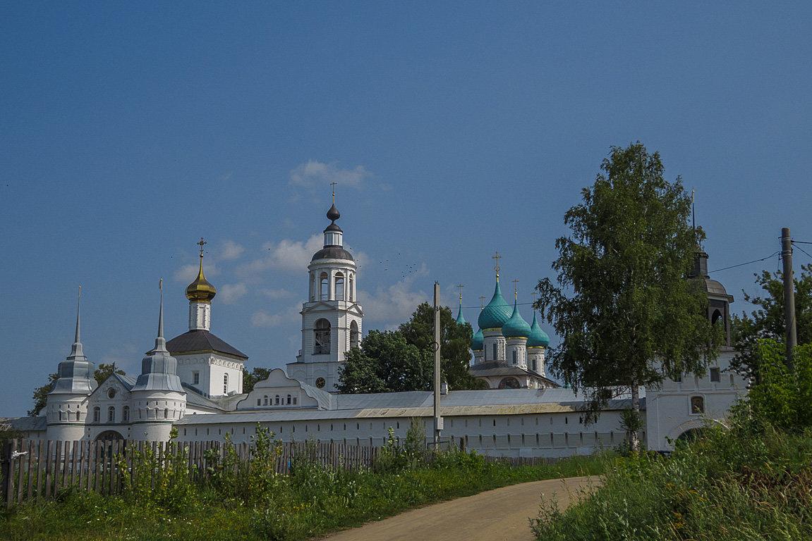 Толгский монастырь - Сергей Цветков