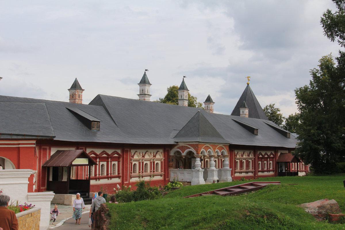 Саввино - Сторожевский монастырь - Александр mister.arm