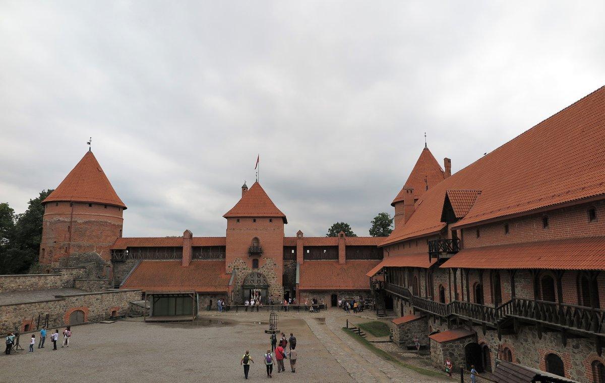 Тракайский замок - Оксана Кошелева