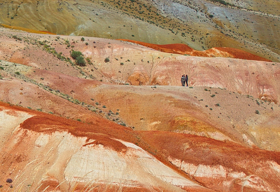 Затерявшиеся на Марсе - val-isaew2010 Валерий Исаев