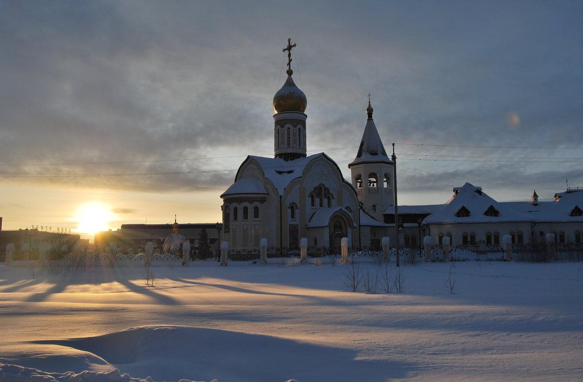 Храм - Наталья Якимова