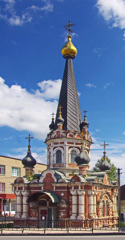Часовня святителя Николая. - Ирина Нафаня