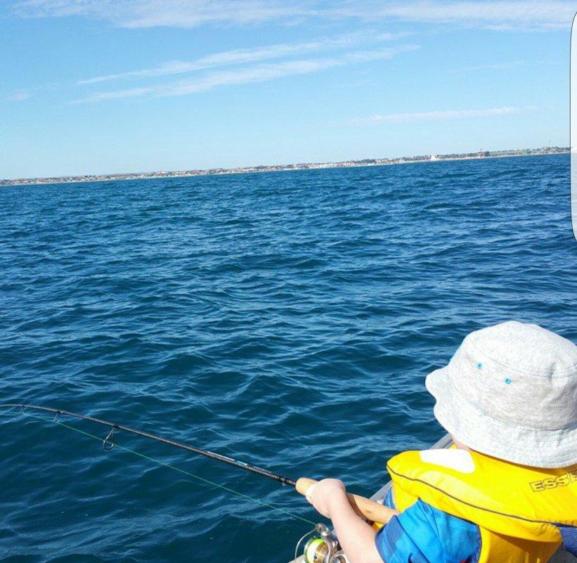 Fishing - Sarah C