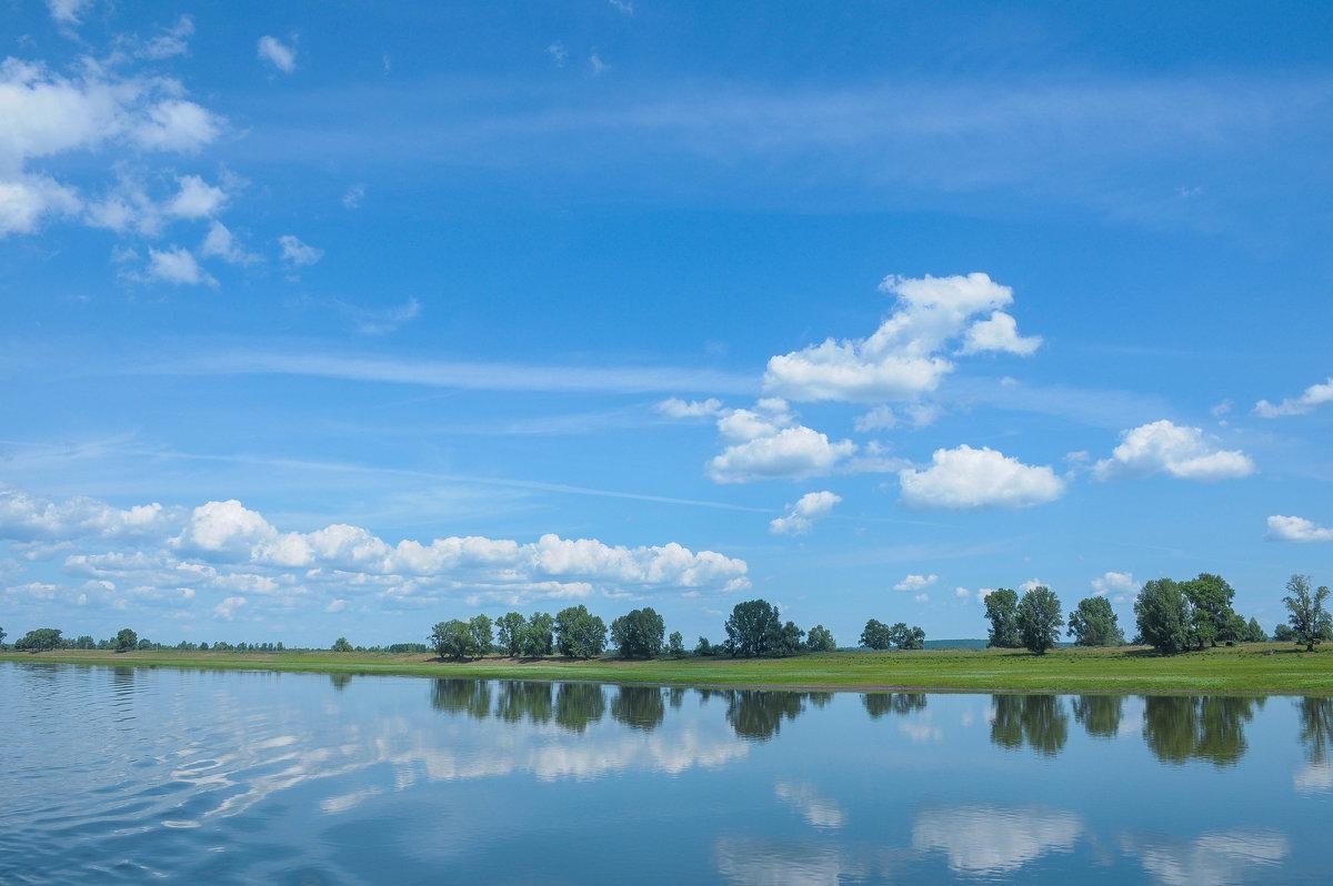 Солнечный день на реке Белой - Сергей Тагиров