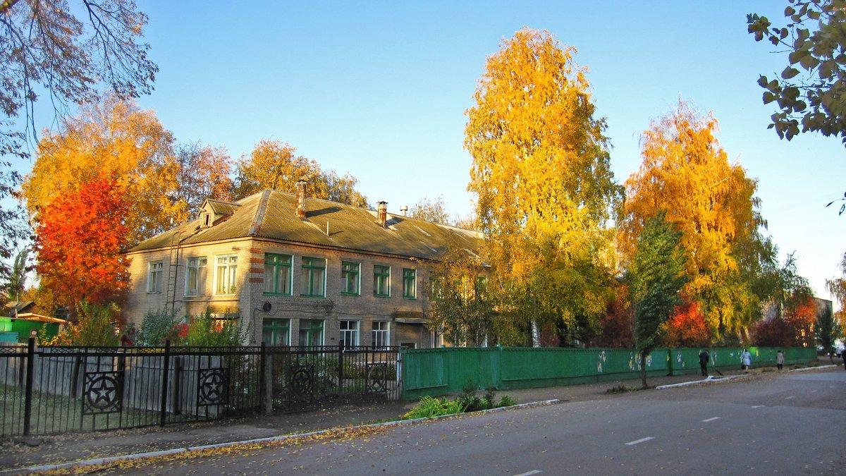 Осень - Талгат