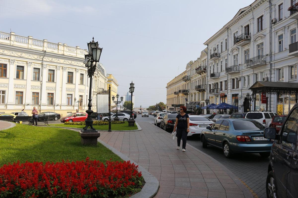 Гуляя по Одессе - Михаил Кашанин