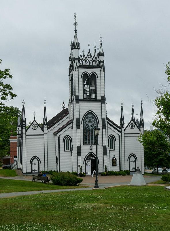 t. John Anglican Church, 1754 (г. Люненбург, Канада) - Юрий Поляков