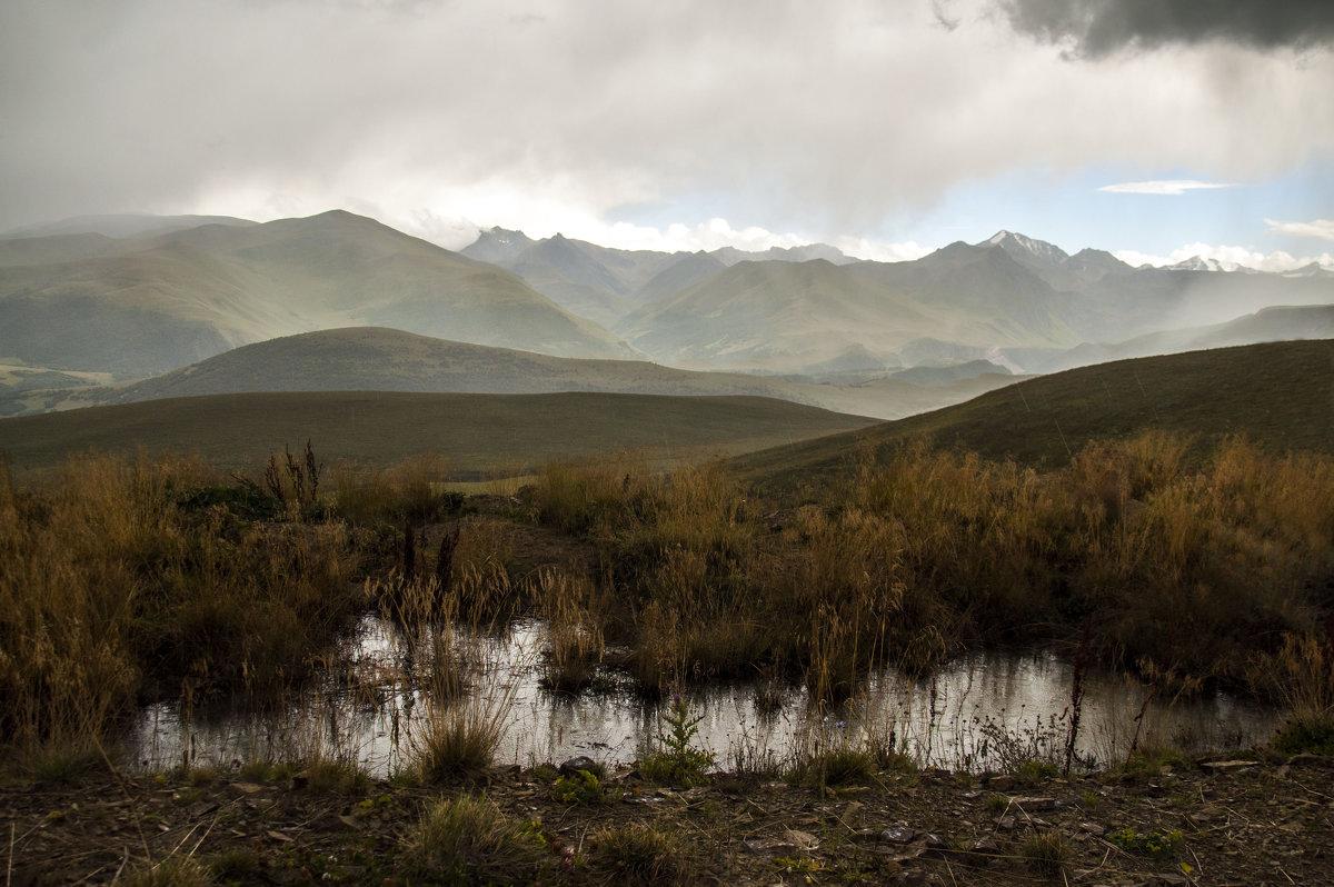 Дождь в горах... - ФотоЛюбка *