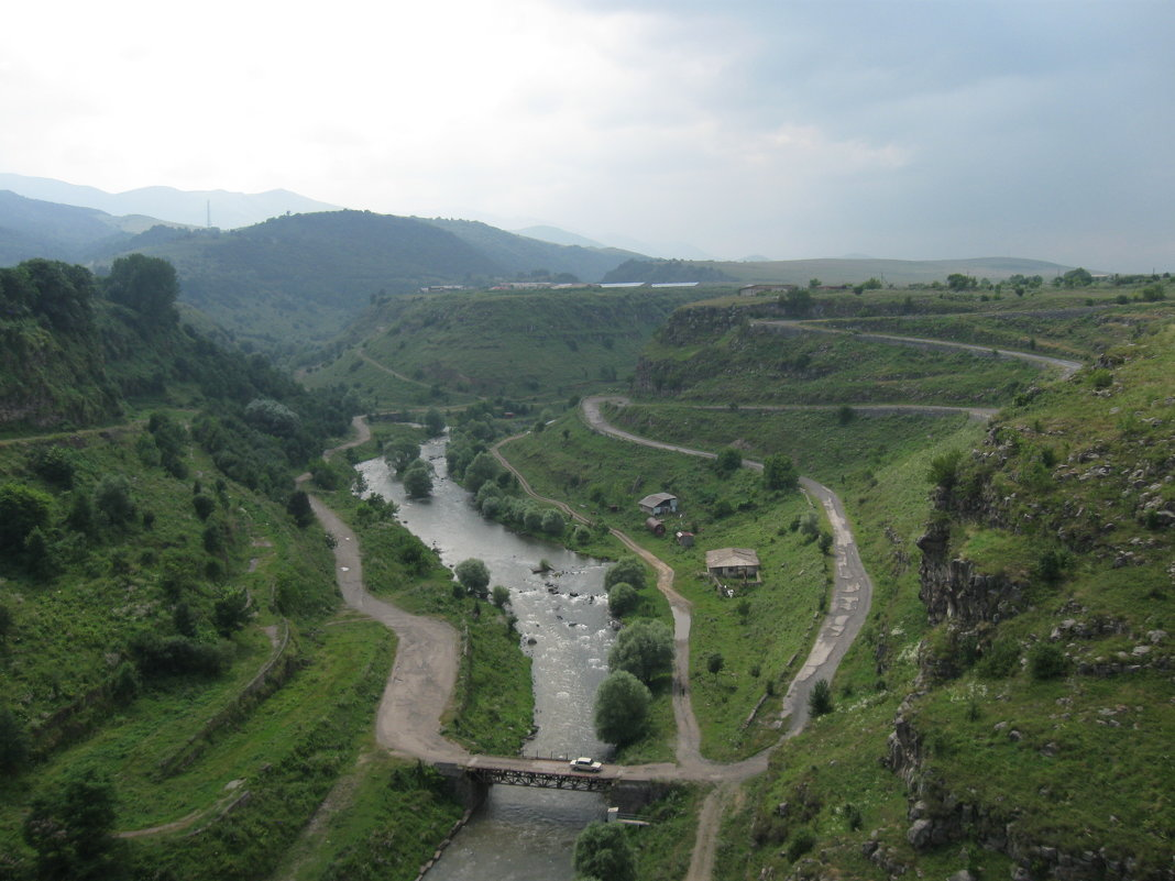 Ущелье реки Дзорагет - Volodya Grigoryan