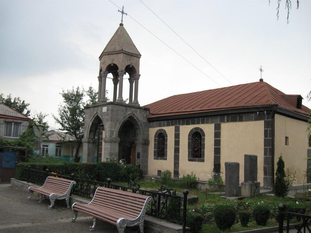 Церковь Сурб Саргис - Volodya Grigoryan