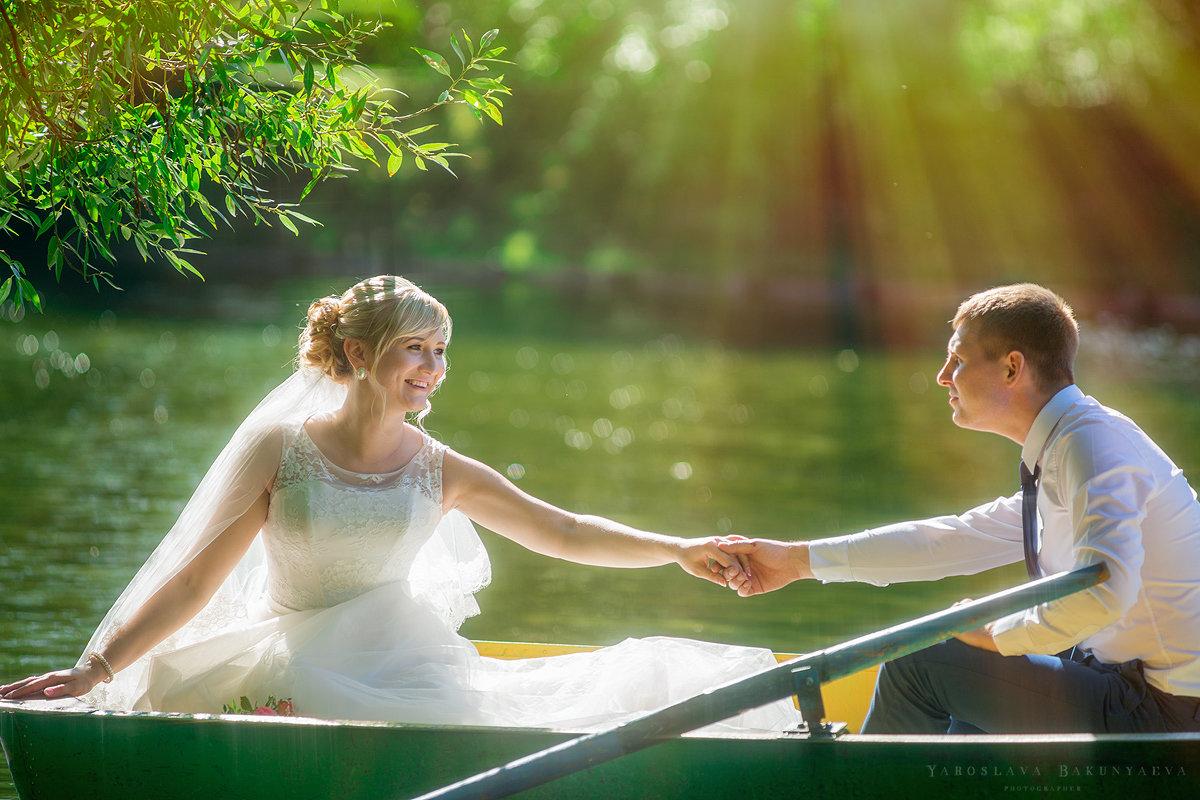 Свадьба Кристины и Андрея - Ярослава Бакуняева