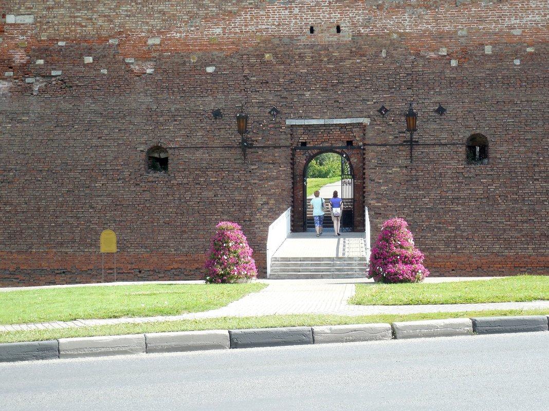 Кремлёвская стена - Мила