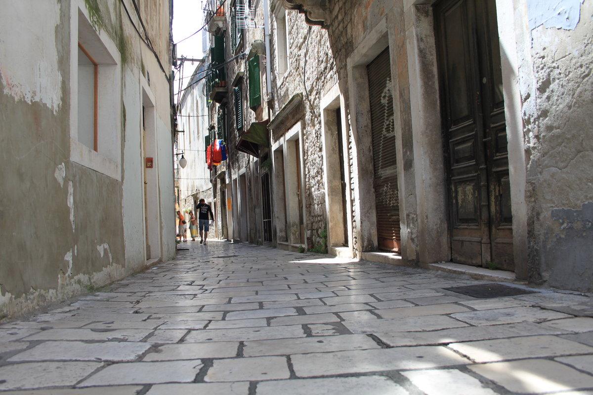 Улочки Шибеника (Хорватия) - Olga
