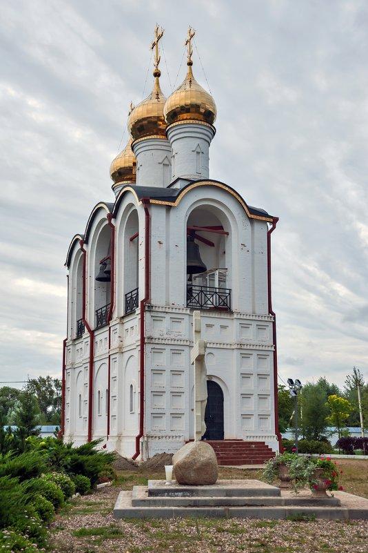 Свято-Никольский женский монастырь. Колокольня. - Ирина Токарева