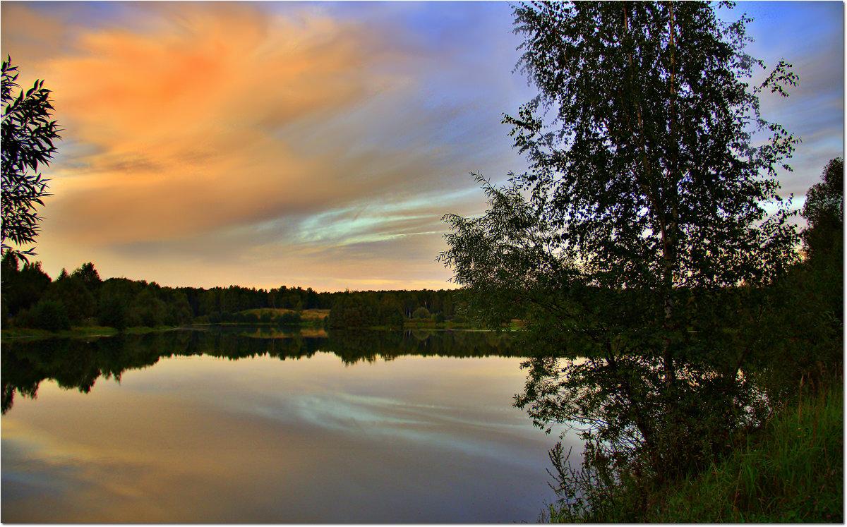 Тихий вечер на озере - Вячеслав Минаев