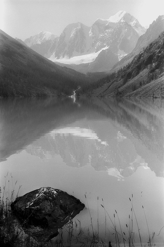 Горный Алтай. Шавлинское озеро - Анатолий Бастунский