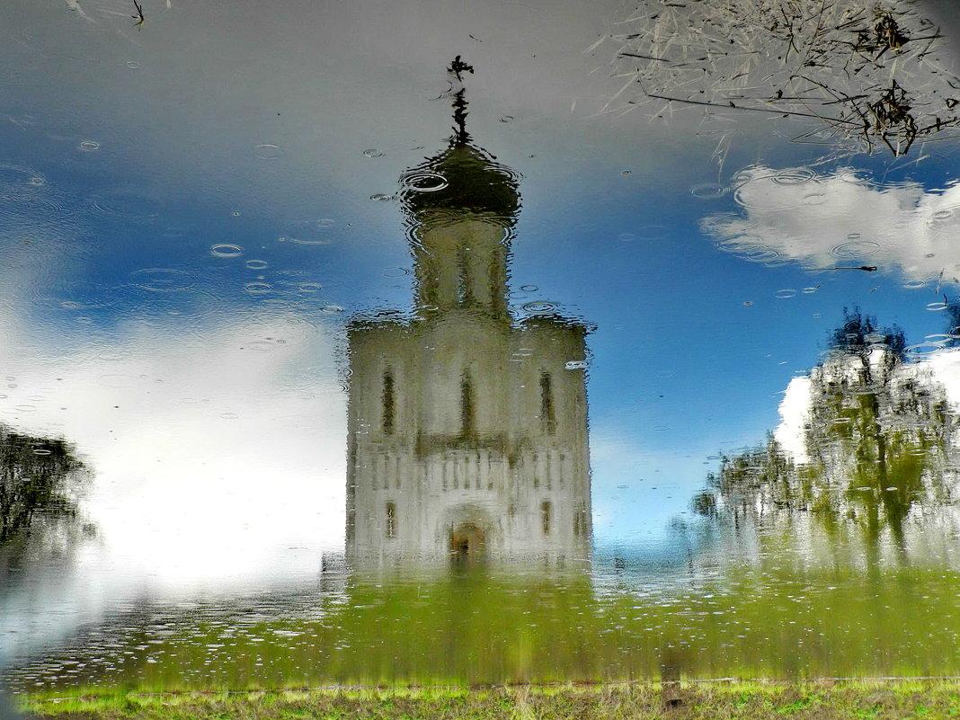 Храм Покрова на Нерли. 2006 - Анатолий Борисов
