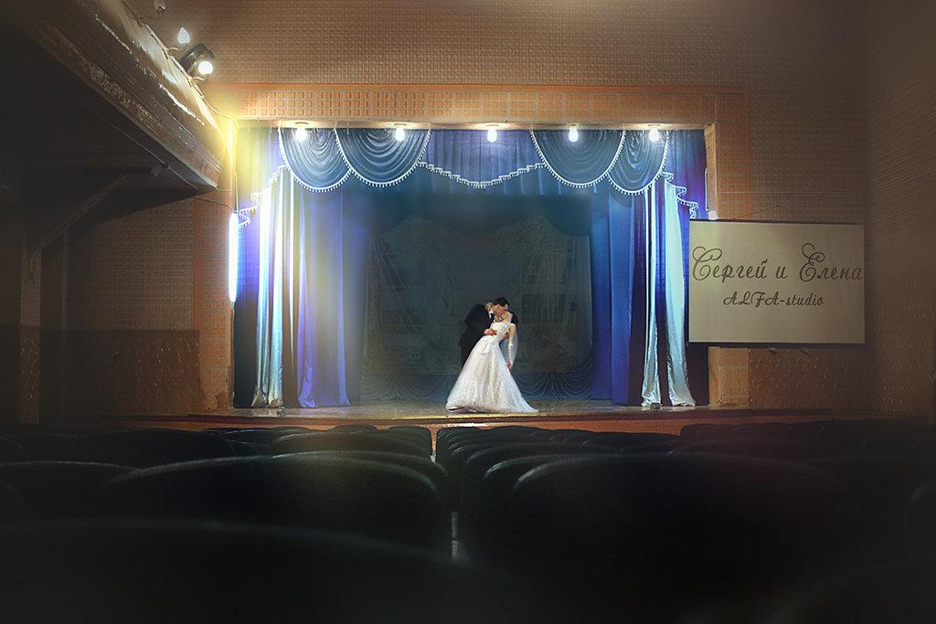 Театр - Юлиана Филипцева