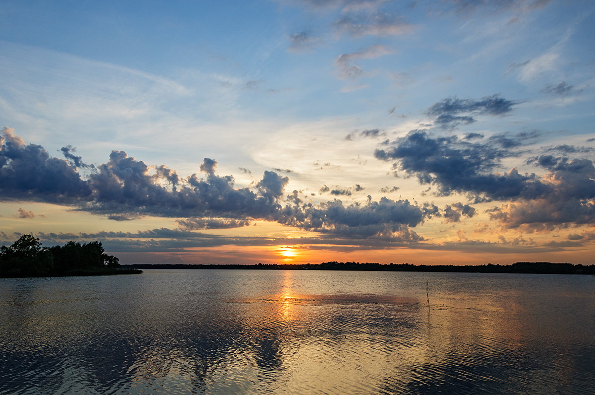 августа закат последний - Galina