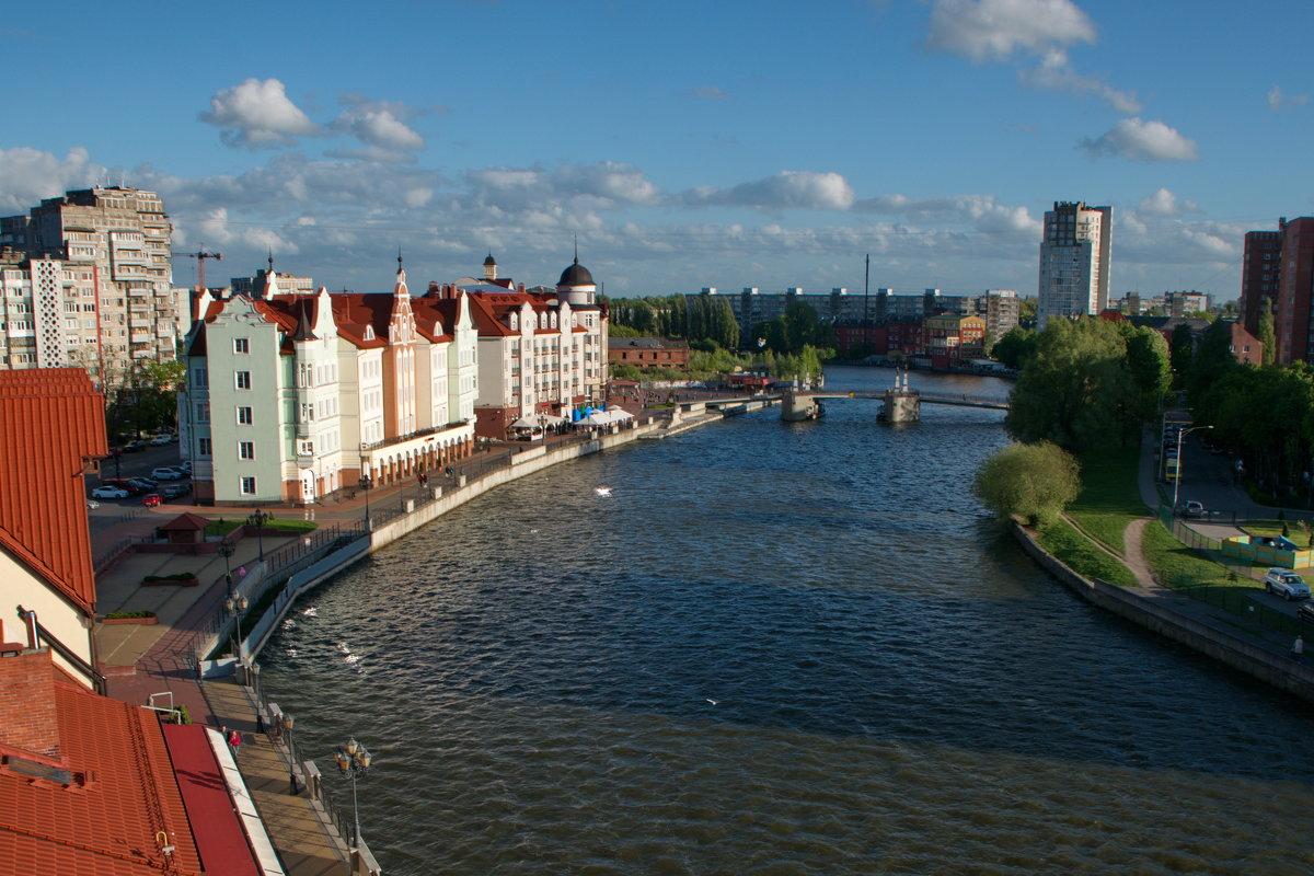 Калининград, Рыбная деревня - Надежда