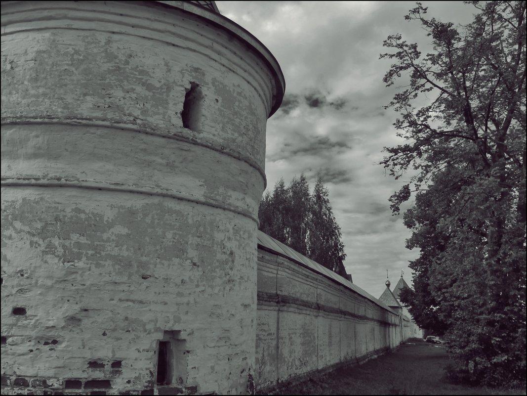 стены Ферапонтова - Дмитрий Анцыферов