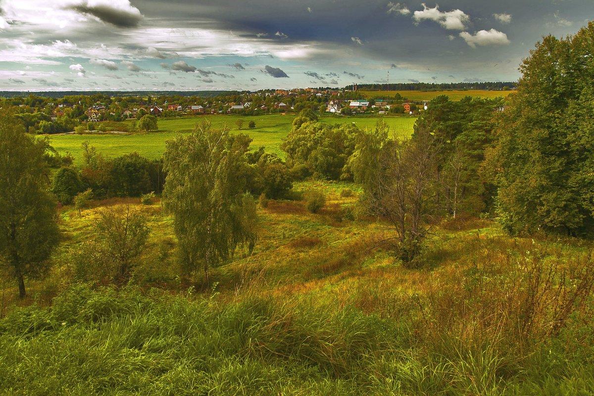 Осенний пейзаж. - Алла ************